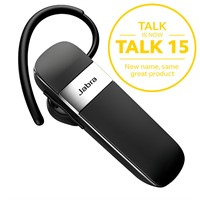 Bluetooth Jabra Talk 15 Svart