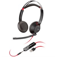 Headset Plantronics Blackwire C5220 Stereo