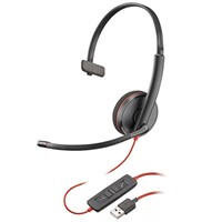Headset Poly Blackwire C3210 Mono
