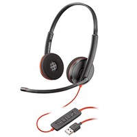 Headset Plantronics Blackwire C3220 Stereo