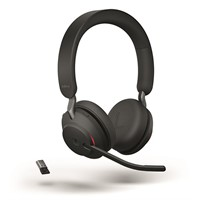 HEADSET JABRA EVOLVE2 65 (LINK380A MS STEREO BLACK)