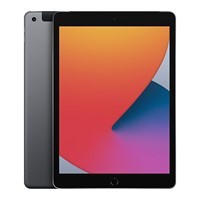 Surfplatta 10.2-inch iPad Wi-Fi + Cellular 128GB - Space Grey