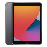 Surfplatta 10.2-inch iPad Wi-Fi 128GB - Space Grey