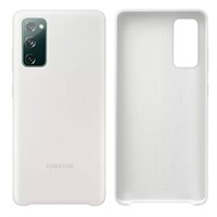 SKAL SAMSUNG SILICONE COVER GALAXY S20 FE WHITE